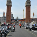 Barcelona Harley Days 2010 - Vision general