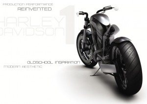 Harley Davidson 2020, Jonathan Russell (www.yankodesign.com)