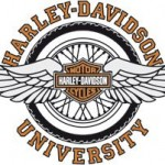 Logo Harley Davidson University