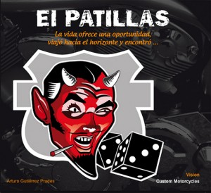 Portada de el libro El Patillas