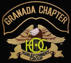 Entrevista al Granada Chapter, logotipo