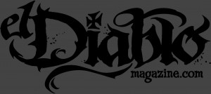 El Diablo Magazine, logotipo