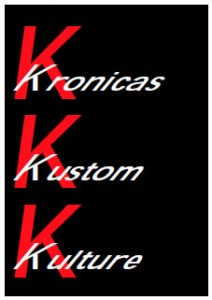 Kronicas Kustom Kulture, logotipo