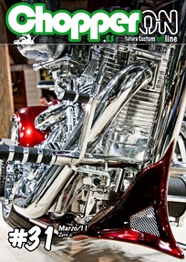 ChopperON #31 Revista Custom Online