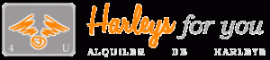 Harleys for you, alquiler de Harleys - Logotipo