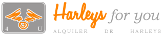Harleys for you, nace un servicio de alquiler de Harleys