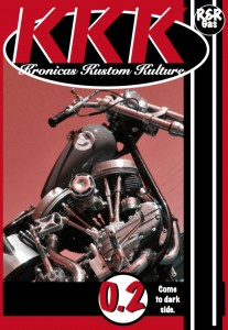 Kronicas Kustom Kulture, Revista Custom Online