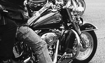 """Harleys on the Road"", Elsa Gallego expone sus fotografías"