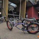 Speed Fest 2011, bicicleta