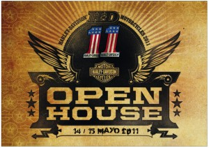 Harley-Davidson, Open House Solidario