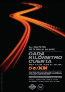 Harley-Davidson, Cada Km Cuenta