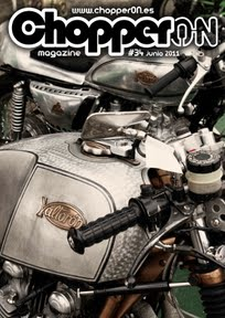 ChopperON #34 Revista Custom Online
