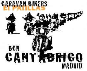 """El Patillas"" Caravan Bikers"