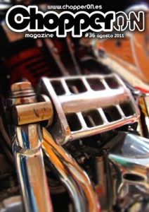 ChopperON #36 Revista Custom Online