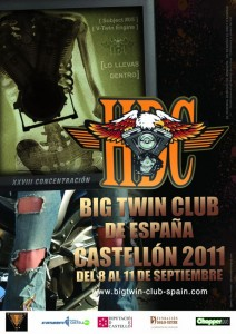 XXVIII Big Twin, Castelln 2011