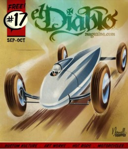El Diablo Magazine #17 Revista Custom Online