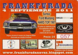 Frankfurada Navs 2011
