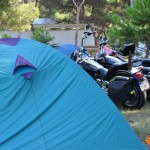 Acampados en Big Twin