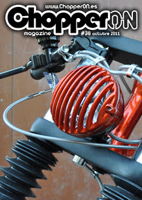 ChopperON #38, Revista Custom Online