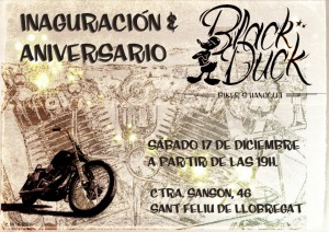 Blac Duck Custom, inauguran nuevo local