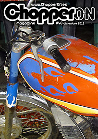 ChopperON #40, Revista Custom Online