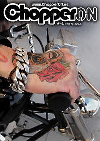 ChopperON #41, revista Custom Online