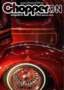ChopperON #42, revista Custom Online