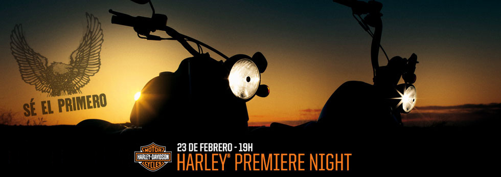Harley Premiere Night, 001