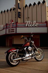 Harley Premiere Night, Sportster Seventy-Two 001
