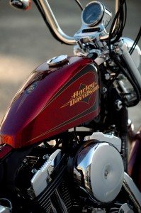 Harley Premiere Night, Sportster Seventy Two 002