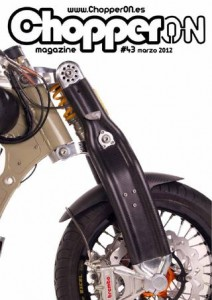 ChopperON #43, Revista Custom Online