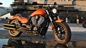 Victory Motorcycles presenta la Judge 2013
