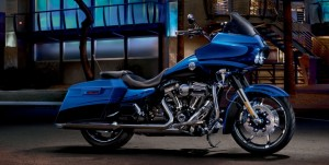 Harley-Davidson CVO Road Glide 2012