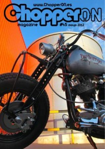 ChopperON #45, Revista Custom Online