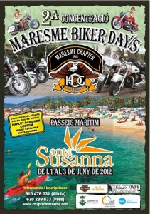 Maresme Biker Days 2012