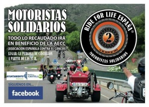 Ride For Life España® 2012