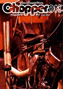 ChopperON #47, Revista Custom Online