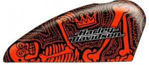 Concurso Art of Custom de Harley-Davidson