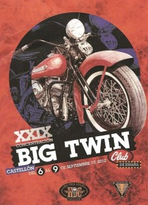 XXIX Big Twin, Castellón 2012