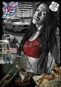 Bellas y Bestias #2, Revista Custom - Agosto 2012