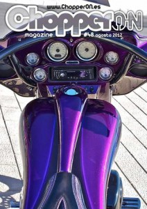 ChopperON 48, Revista Custom Online - Agosto 2012