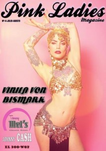 Pink Ladies Magazine #4, Revista Pin-Up Online