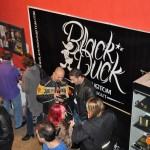 Ambiente en el Black Duck Custom