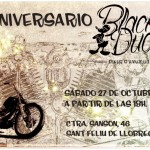 Cartel Segundo Aniversario Black Duck Custom