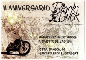 Black Duck Custom, Segundo Aniversario
