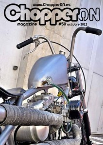 ChopperON #50, Revista Custom Online - Octubre 2012