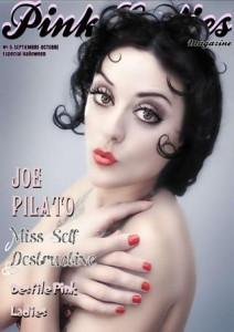 Pink Ladies Magazine #5, Revista Pin-Up Online