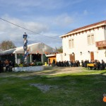 Recinto del 9 Aniversario de Under-Ground Motorcycles