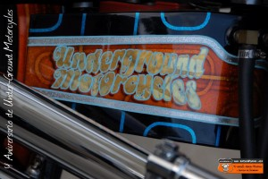 9 Aniversario de Under-Ground Motorcycles