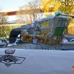 Carro de la compra en Custom Food Run